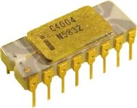 4004 Chip